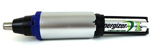 Panasonic ER-GN30-K Nose Hair Trimmer Battery