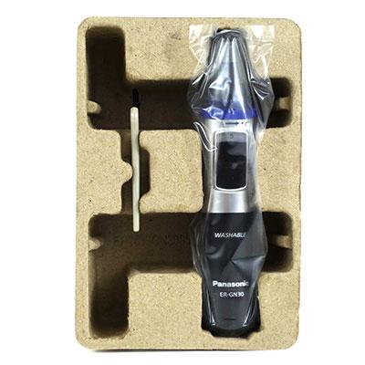 Panasonic ER-GN30-K Nose Hair Trimmer Packaging