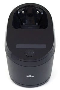 Braun Series 9 Electric Shaver Cleaning unit
