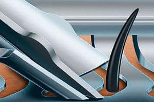 Philips Norelco 9700 and 9300 precision razor blades
