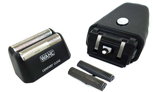 Wahl Custom Shave (7367-200) Electric Shaver with foil head and cutter bar removed