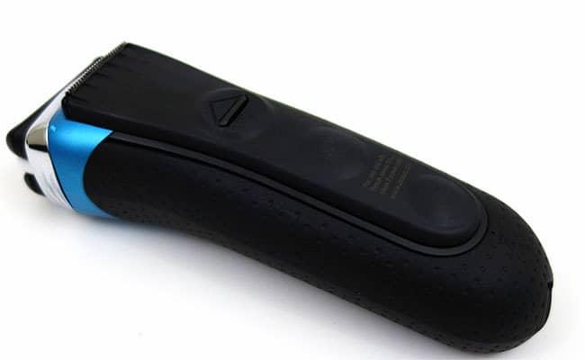 Braun Series 3 Electric Shaver rear photo