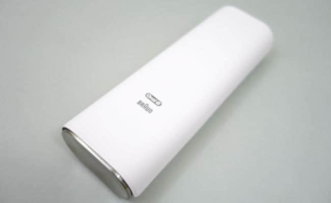 Oral-B White 7000 Electric toothbrush premium travel case