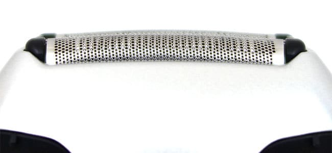 Panasonic Arc 3 electric shaver curved foil guard