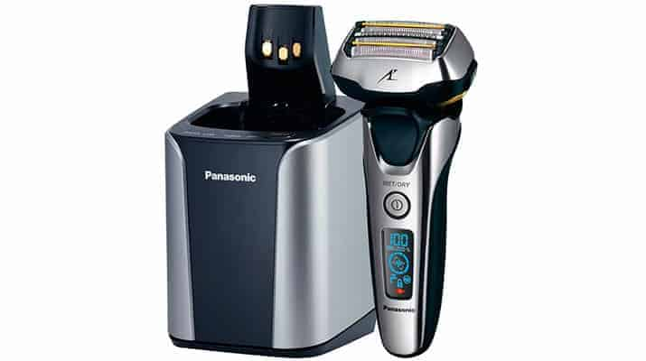 Panasonic Arc 5 Model ES-LV9N electric shaver