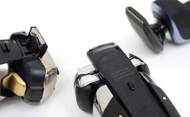 Philips Norelco, Braun and Panasonic Long hair trimmers