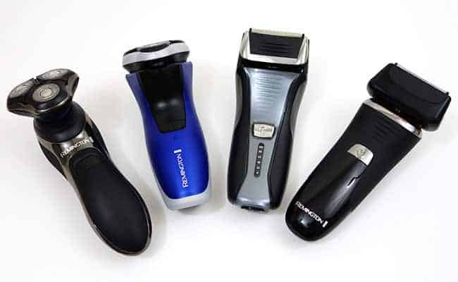Remington Electric Shavers