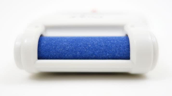 Emjoi Micro Pedi Nano Callus Remover Recessed roller