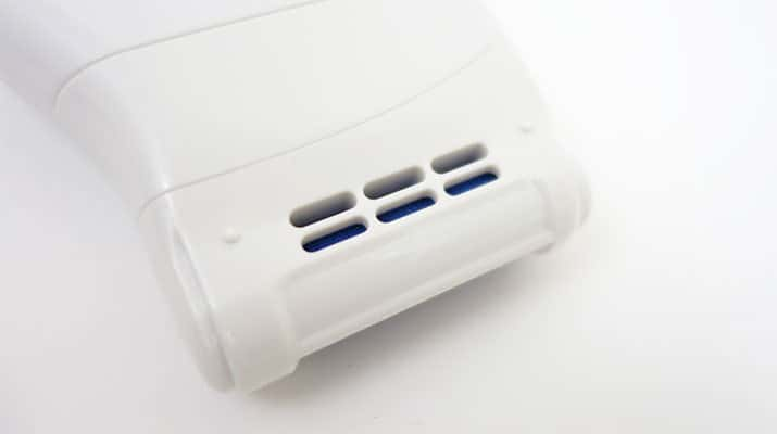 Emjoi Micro Pedi Nano roller head holder holes