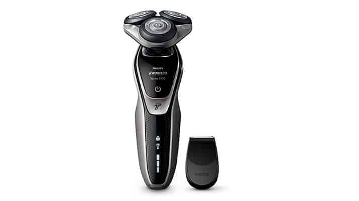 Philips Norelco 5000 Series 5500 electric shaver