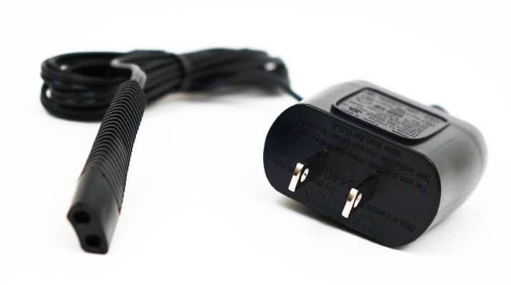 Braun BT5090 Beard Trimmer charging adapter plug
