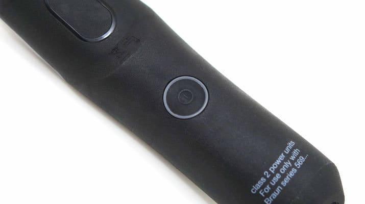 Braun BT5090 Beard Trimmer Power Button