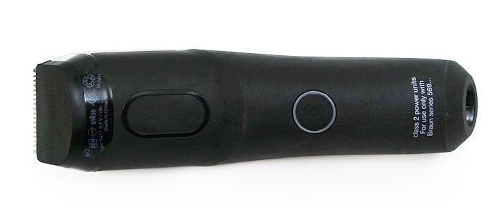 Braun BT5090 Beard Trimmer rear photo