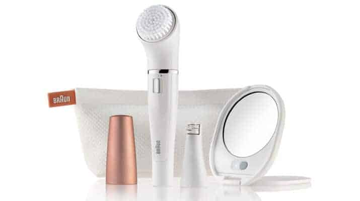 Braun Face 831 Facial Epilator