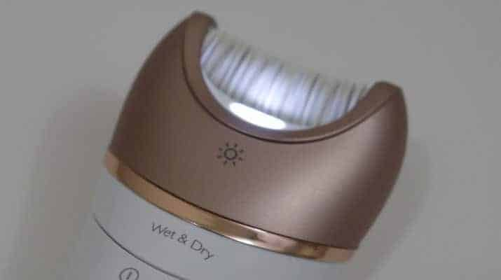 Philips Satinelle Prestige Epilator LED torch light