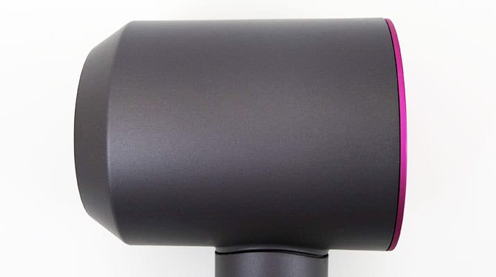 Dyson Supoersonic Hair Dryer Side Photo