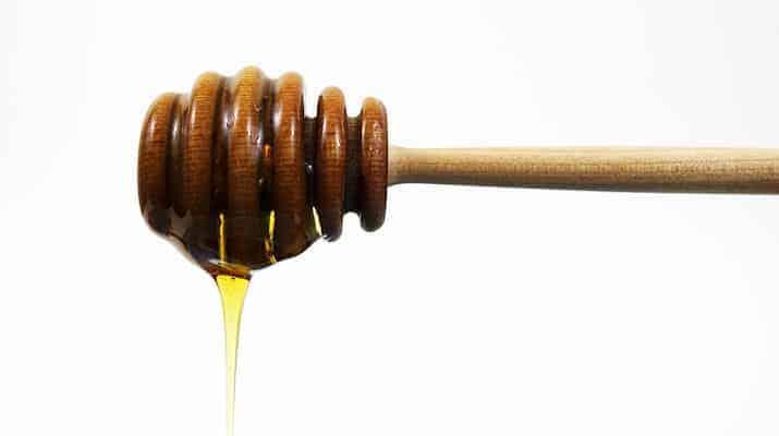 Fletchers Mill Wooden Honey Dipper