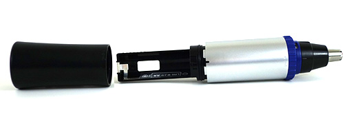 Panasonic ER-GN30-K Nose Hair Trimmer Battery Compartment