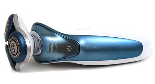 Philips Norelco 7300 electric shaver (7000 series) front photo