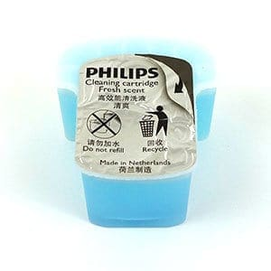 Philips Norelco S9311/84 9300 electric shaver (9000 series) smartclean dock SmartClean system Cleaning solution cartridge