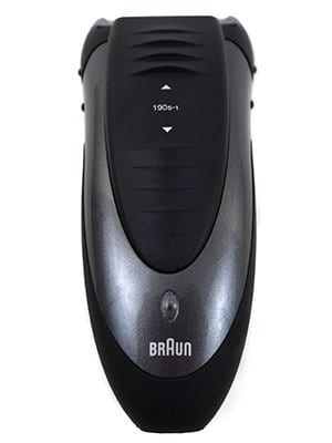 Braun Smart Control 190s-1 electric shaver top photo