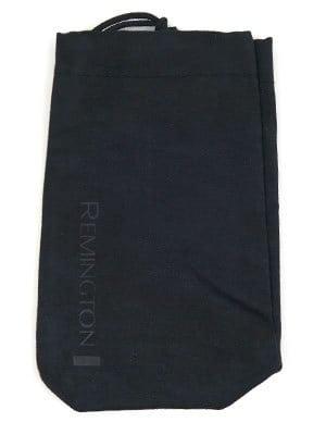 Remington Smart Edge Hyper Series Electric Shaver drawstring bag
