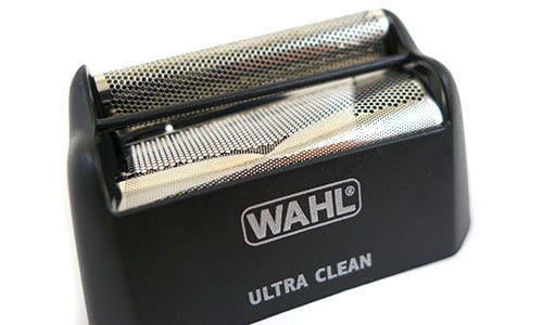 Wahl Custom Shave (7367-200) Electric Shaver head with foil guard bending down
