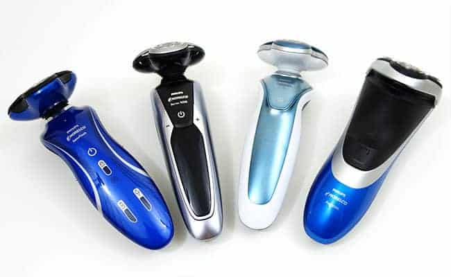 Philips Norelco Electric Shavers