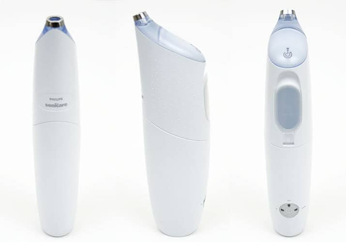 Philips Sonicare AirFloss Pro front, back and side photo