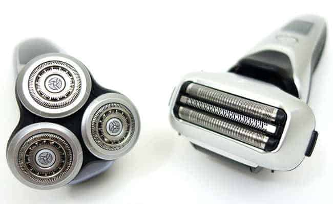 Rotary vs foil electric shaver comparison