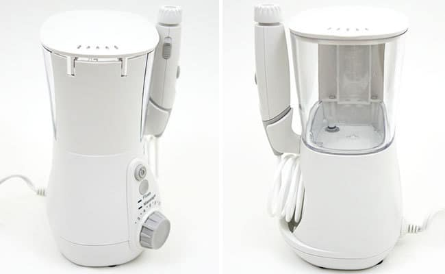 Side Photos of the Waterpik Aquarius Professional