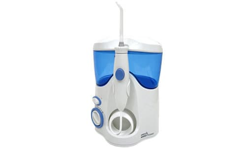 Waterpik Ultra WP-100  Water Flosser on white background