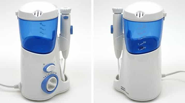 Waterpik Ultra Water Flosser Side photos