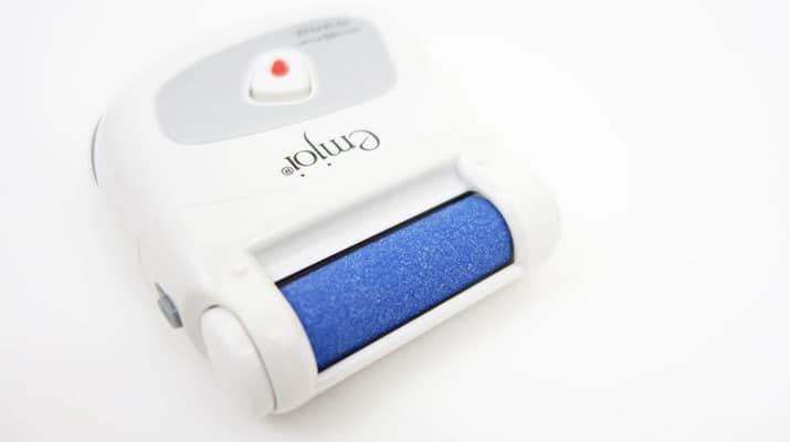 Emjoi Micro Pedi Nano Callus remover roller head holder