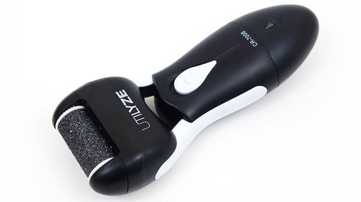 UTILYZE CR700B rechargable electronic foot file