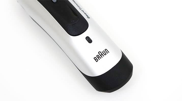 Braun BT5090 Beard Trimmer indicator light