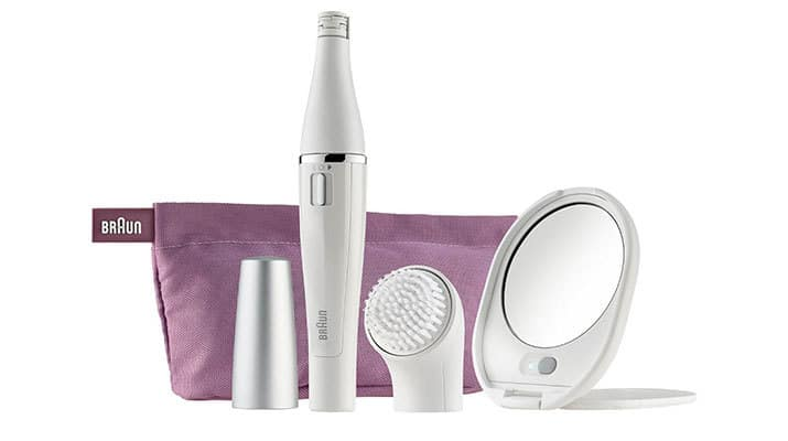 Braun Face 830 Facial Epilator