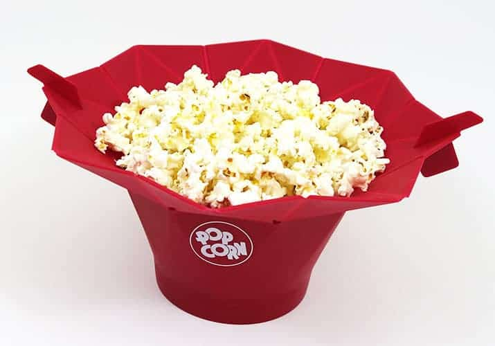 Chef'n PopTop Microwave popcorn maker