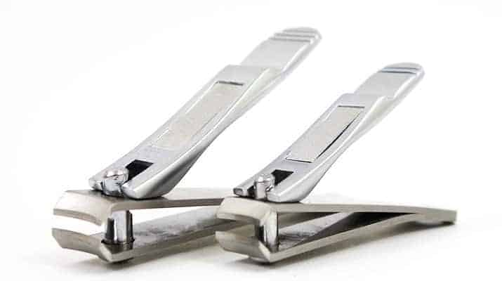 Harperton Klipit Fingernail and Toenail clipper set