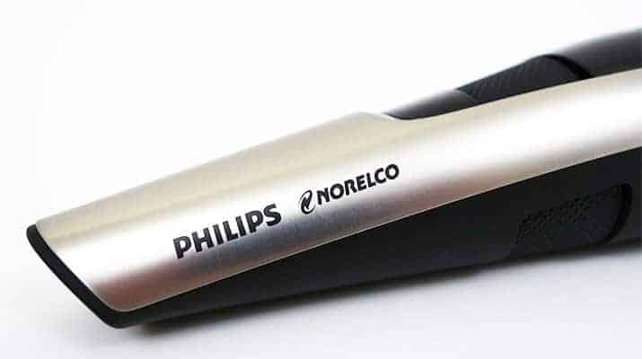 Philips Norelco Series 7000 7200 Vacuum Beard Trimmer brushed steel