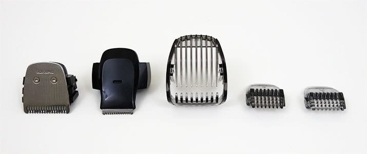 Philips Norelco Series 7000 7200 Vacuum beard Trimmer Heads and combs