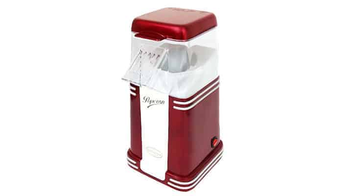Nostalgia Retro Series Hot Air Popcorn Maker RHP310