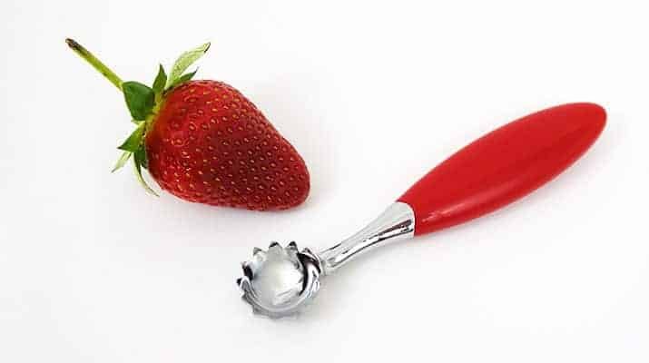 Joi MSC stainless steel strawberry huller