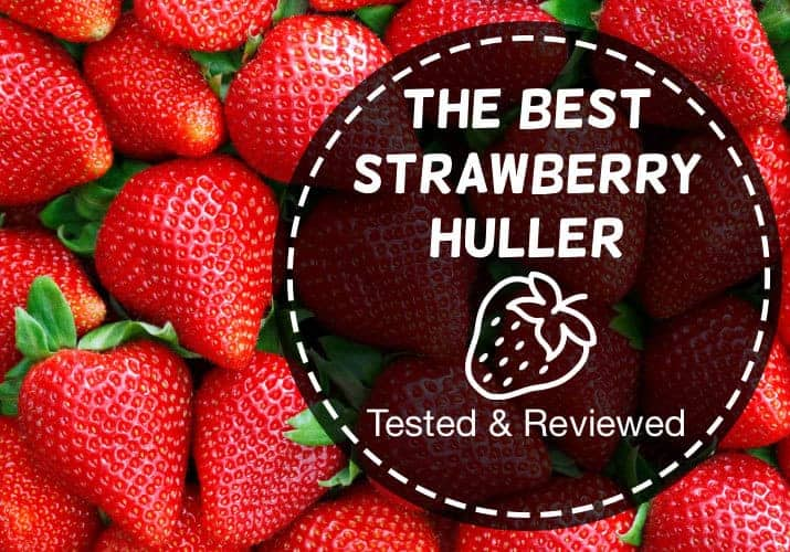 The best strawberry Huller tested and reviewed