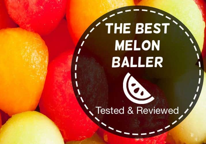 The best melon ballers tested and reviewed