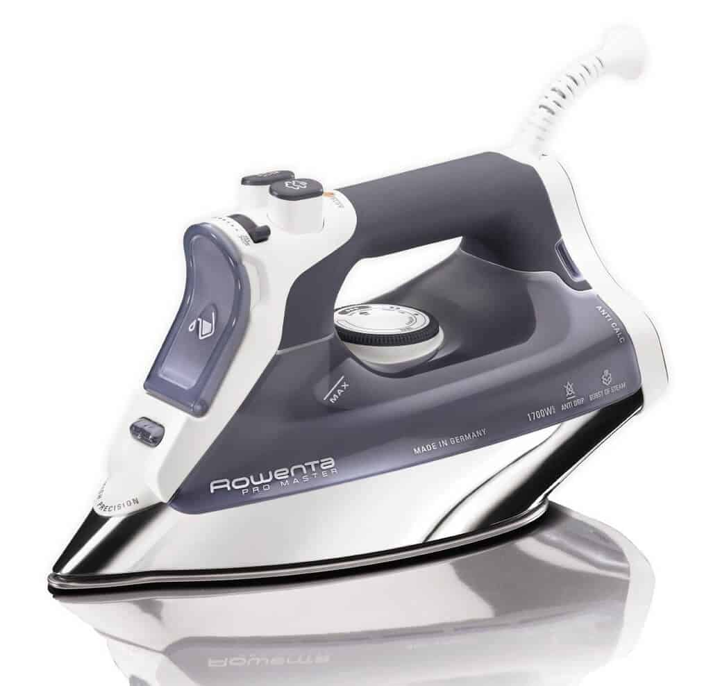 Rowenta DW8080 Pro Master Steam Iron Review