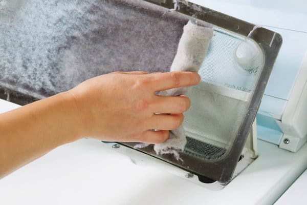 Don't throw out dryer lint