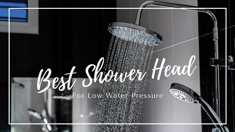 Best Shower Heads For Low Water Pressure In 2020 Our Reviews And Comparisons Moo Review