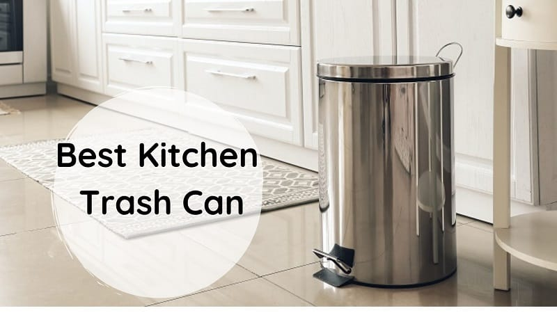 best trash can for kitchen