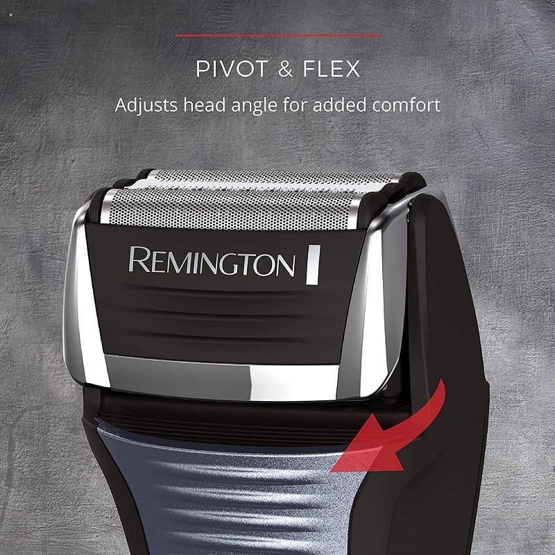 The REMINGTON F5 5800 Foil Shaver whos it for 1